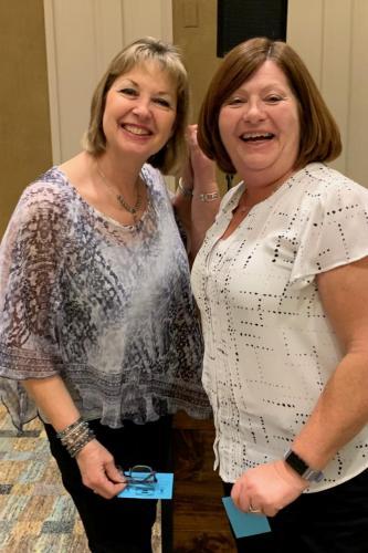 3rd Place - Anne Fisken and Lynette Randell