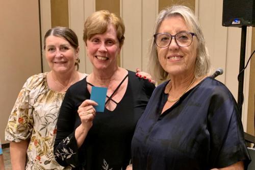 Winners - Dawn Rashdan, Maggie Green & Sue Frost